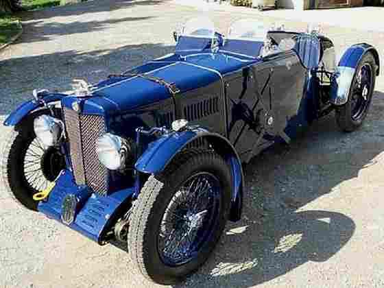 mg ta q 1936 voitures anciennes de collection v2. Black Bedroom Furniture Sets. Home Design Ideas