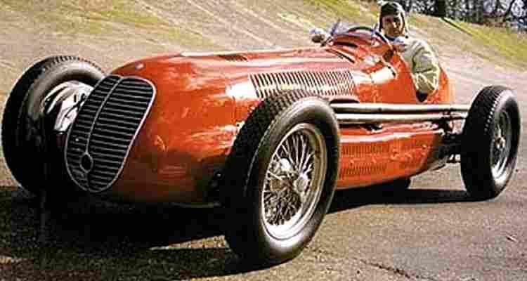 la maserati 8 cl photo dpoque cette voiture de course de collection fut produite de 1940 1946 la maserati 8cl de 1940 mesure 148 mtres de large - Voitur De Cours