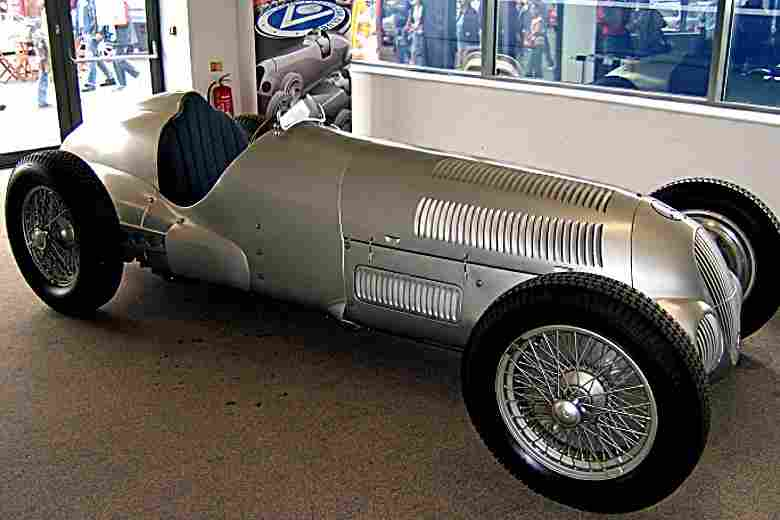 Mercedes Benz Type W125 Voiture De Course De 1937 Voitures