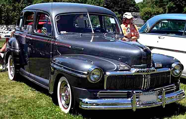 mercury 69m 79m 89m voiture routi re de 1946 voitures anciennes de collection v2. Black Bedroom Furniture Sets. Home Design Ideas
