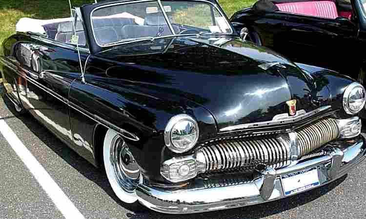 mercury 9cm monterey voiture routi re de 1949 voitures anciennes de collection v2. Black Bedroom Furniture Sets. Home Design Ideas