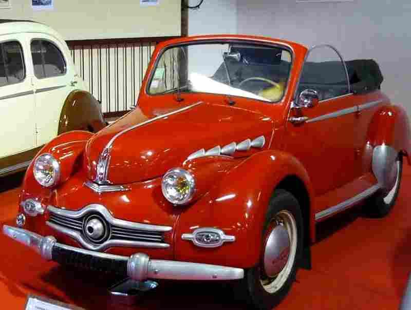 panhard dyna 120 voiture routi re de 1951 voitures anciennes de collection v2. Black Bedroom Furniture Sets. Home Design Ideas