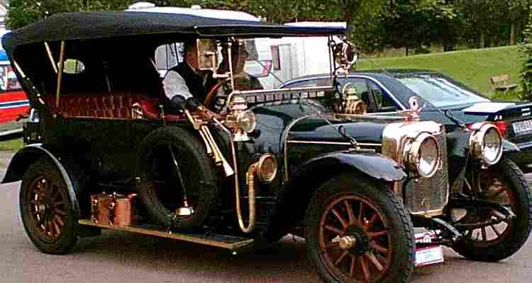 panhard et levassor x25 voiture routi re de 1914 voitures anciennes de collection v2. Black Bedroom Furniture Sets. Home Design Ideas