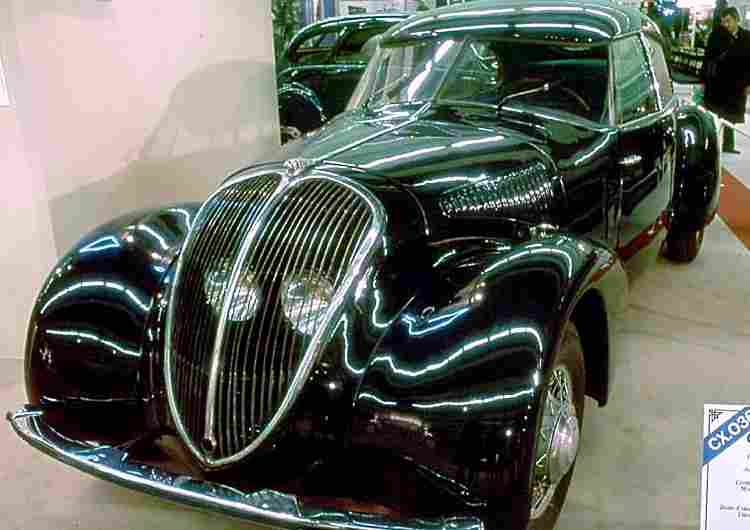 peugeot 402 n4x voiture prototype de 1936 voitures anciennes de collection v2. Black Bedroom Furniture Sets. Home Design Ideas