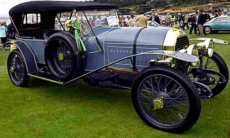 peugeot type 150 voiture routi re de 1914 voitures. Black Bedroom Furniture Sets. Home Design Ideas