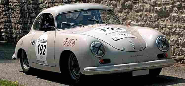 porsche 356 gmund g1 voiture routire 1948 - Porsche Ancienne
