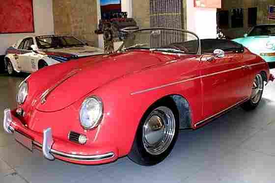 De 1950 1959 page 8 les voitures anciennes de - Vieille voiture decapotable ...