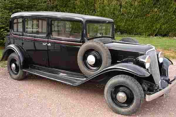 renault viva 4 kz 13 1933 voitures anciennes de collection v2. Black Bedroom Furniture Sets. Home Design Ideas