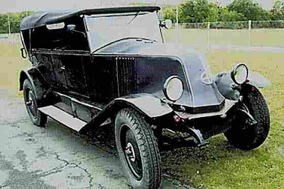 renault torp do kz 1924 voitures anciennes de collection v2. Black Bedroom Furniture Sets. Home Design Ideas
