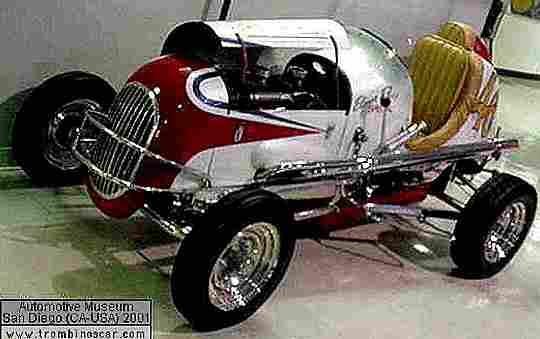 Prix midget racer moteur