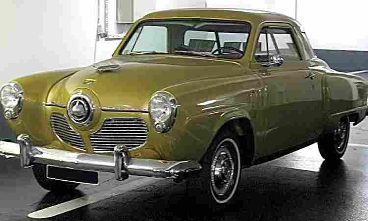 studebaker commander g5 voiture routi re de 1951 voitures anciennes de collection v2. Black Bedroom Furniture Sets. Home Design Ideas
