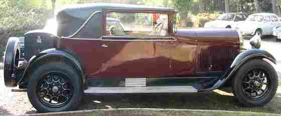 talbot 11 six m 67 1927 voitures anciennes de collection v2. Black Bedroom Furniture Sets. Home Design Ideas