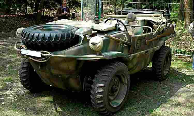 volkswagen schwimmwagen voiture militaire 1940 voitures. Black Bedroom Furniture Sets. Home Design Ideas