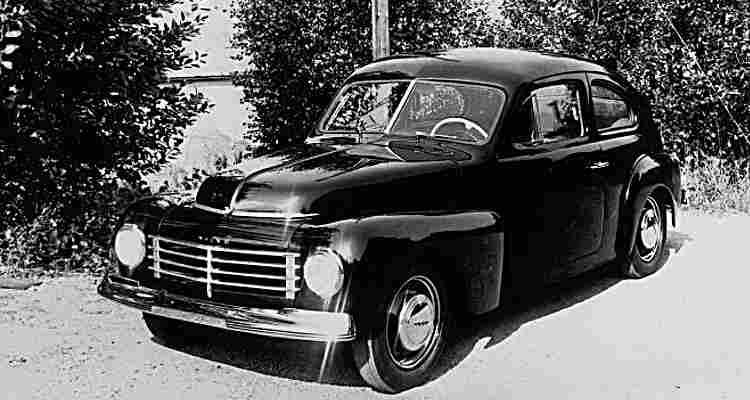 volvo photos en noir et blanc 2 voiture et v hicules ancien. Black Bedroom Furniture Sets. Home Design Ideas