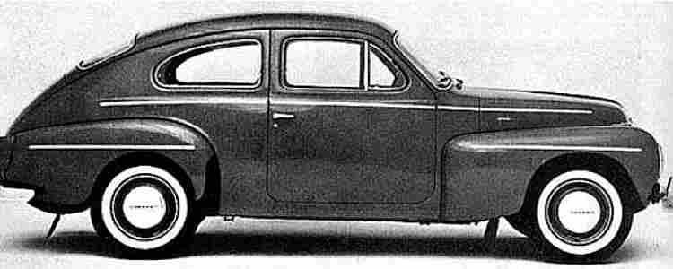 volvo pv544 voiture routi re de 1956 voitures anciennes de collection v2. Black Bedroom Furniture Sets. Home Design Ideas