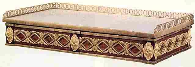 les proc d s de d coration cuivres bronzes et c ramiques construction des meubles anciens. Black Bedroom Furniture Sets. Home Design Ideas