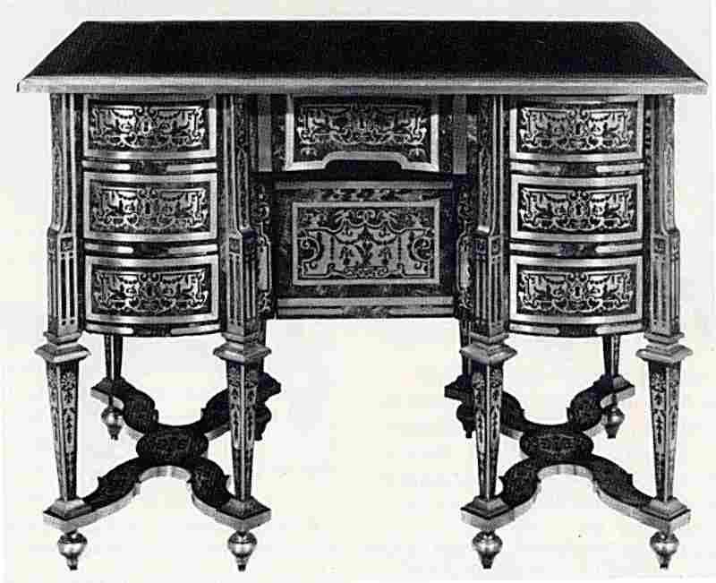 Les bureaux et tables crire en images meubles anciens - Les meubles du luc ...