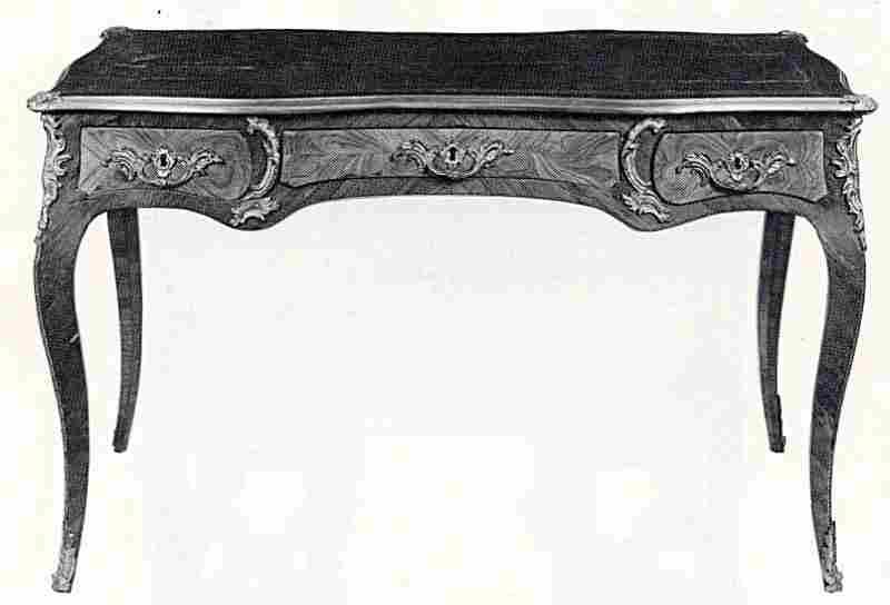 Les bureaux et tables à écrire en images meubles anciens valeur refuge.