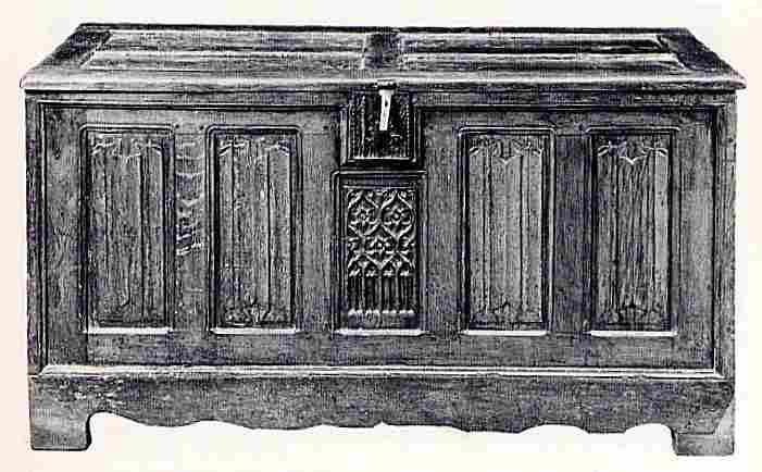 Les coffres et les paneti res en images meubles anciens - Entree de serrure meuble ancien ...