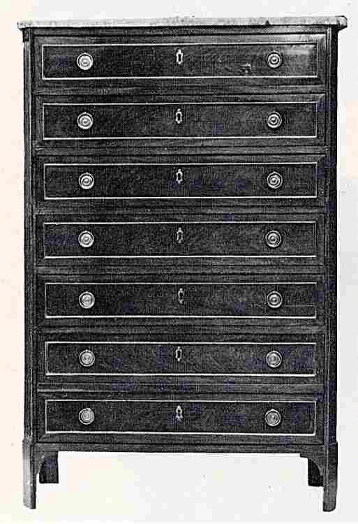 les commodes et chiffonniers en images meubles anciens valeur refuge. Black Bedroom Furniture Sets. Home Design Ideas