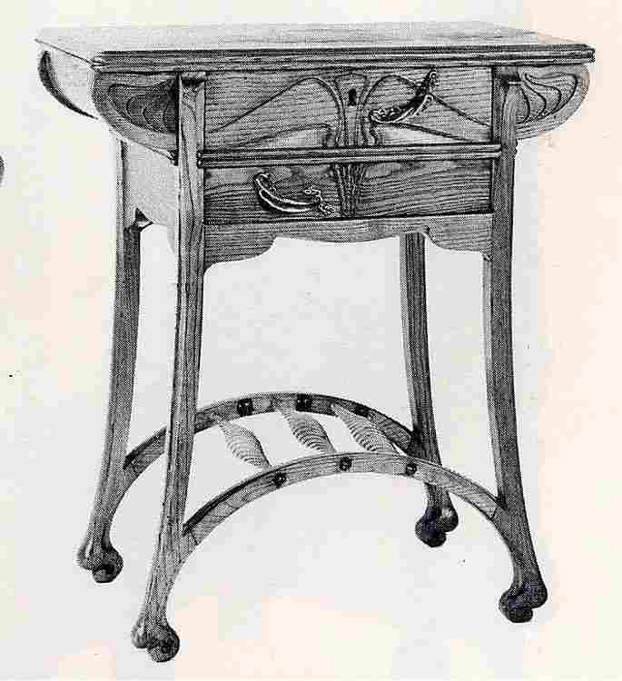 Les meubles d 39 appoint en images meubles anciens une - L art du meuble barentin ...