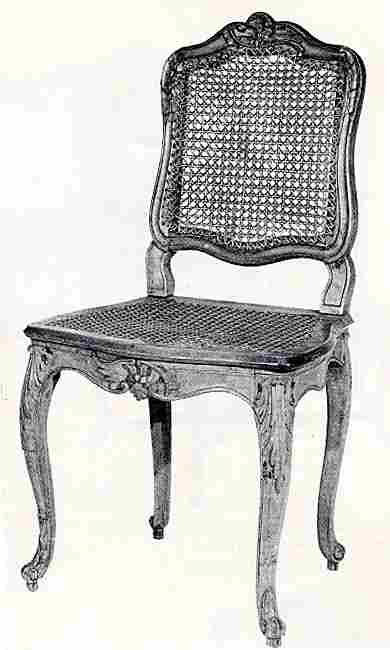 les si ges de louis xiii louis xv en images meubles anciens valeur refuge. Black Bedroom Furniture Sets. Home Design Ideas