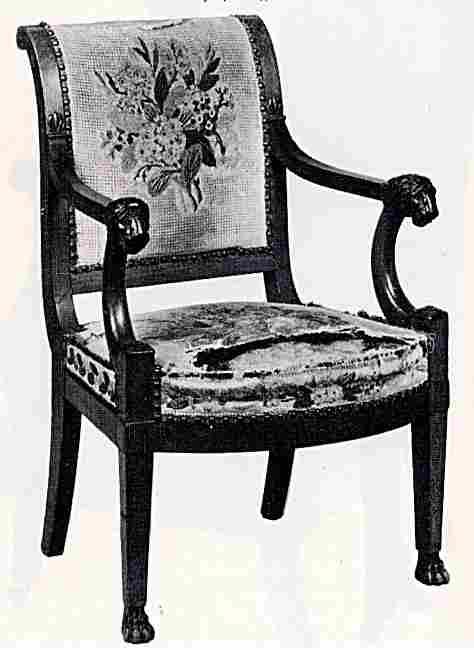 Les si ges de louis xvi modern style en images meubles for Lions du meuble