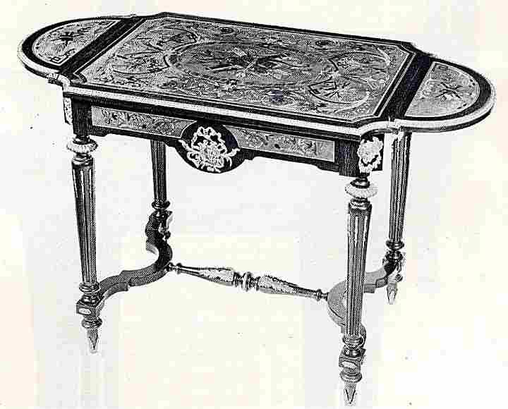 Les tables en images les meubles anciens une valeur refuge for Meuble valeur